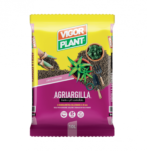 VIGORPLANT AGRIARGILLA 10LT €3,60