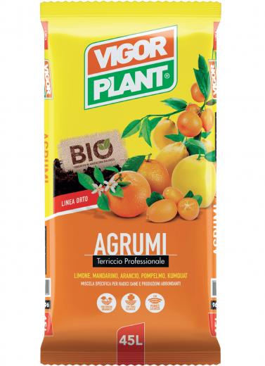 TERRICCIO VIGORPLANT AGRUMI 20LT €3,50
